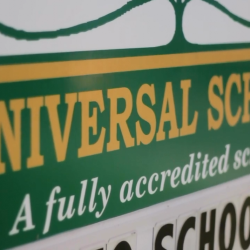 Universal School Commercial